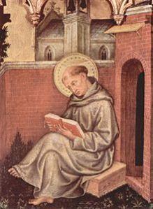 Sint Thomas Aquinas(1225 - 1274)