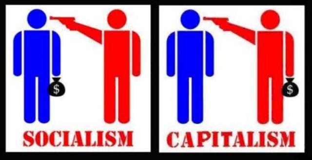 Kapitalisme en Sosialisme